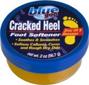 Blue Goo Heel & Hand Skin Softener, 60ml