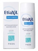 Etiaxil Unperspirant Lotion Treatment for Feet Sensitive skins