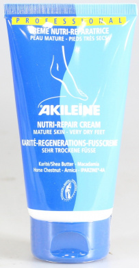 Akileine Nutri-Repair Dry Foot Cream - 5oz (150ml)