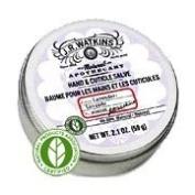J. R. Watkins Hand & Cuticle Salve, Lavender, 60ml