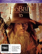 The Hobbit An Unexpected Journey (2D & 3D) [Blu-ray] [Blu-ray] [Region B] [Blu-ray]