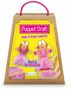Fiesta Crafts Ltd Party Princesses Puppet Craft