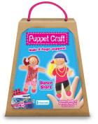 Fiesta Crafts Ltd Dance Stars Puppet Craft