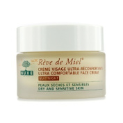 Nuxe Rêve de Miel Night Ultra-Comfortable Face Cream 50ml