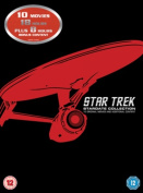 Star Trek: The Movies 1-10 [Region 2]