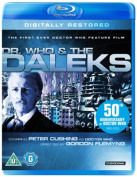 Doctor Who and the Daleks [Region B] [Blu-ray]