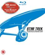 Star Trek: The Movies 1-10 [Region B] [Blu-ray]