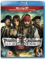 Pirates of the Caribbean [Region B] [Blu-ray]