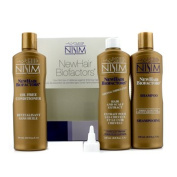 Normal to Oily Tripack : Shampoo 240ml + Oil Free Conditioner 240ml + Hair and Scalp Extract 240ml, 3pcs