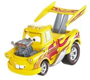 Disney Pixar Cars 2 Oversize Deluxe Diecast - Funny Car Mater