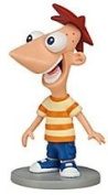 Disney Phineas and Ferb Exclusive 6.4cm PVC Figure Phineas