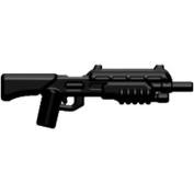 Brickarms Custom Minifigure Weapon - Xms In Black - X-series Ideal For Halo