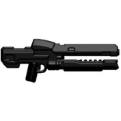 Brickarms Custom Minifigure Weapon - Xrg In Black - X-series Ideal For Halo