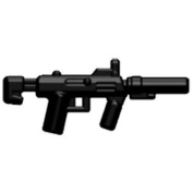 Brickarms Custom Minifigure Weapon - Xm-7s In Black - X-series Ideal For Halo