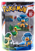 Pokemon TOMY Basic Figure 2-Pack Snivy & Panpour