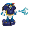 Playskool Heroes Transformers Rescue Bots Energise Chase the Police-Bot Figure