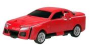 VooV VS01 Transforming Toy Car [Mazda RX-8 - Police Car]