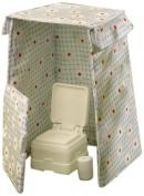 Sylvanian Families Toilet Tent
