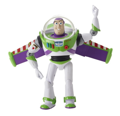 Toy Story Deluxe Space Ranger Buzz Lightyear Figure