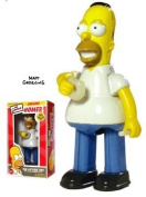 The Simpsons Tin Action Toy Smiling Homer