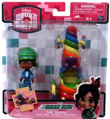Wreck-it Ralph The Swizz & The Tongue Twister