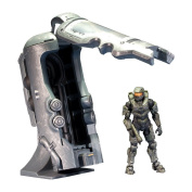 McFarlane Toys Halo 4 Series 1 - Frozen Master Chief with Cryotube Deluxe Figure