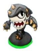 Skylanders Sidekicks Figure Character Pack Terrabite [Comes in Original Baggie!]