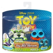 Buzz Lightyear and Lenny Toy Story Toy Box Heroes