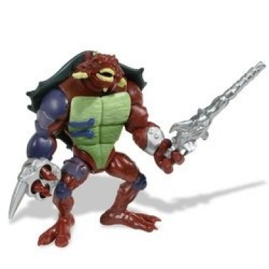 Teenage Mutant Ninja Turtles Basic Figure - Dark Raph