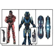 Invasion Halo Reach Series 6 Action Figure 2 Pack