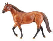 Breyer 1:9 Traditional Series Guy McLean's Nugget Horse Model with DVD