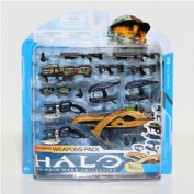 Halo 3 McFarlane Toys Series 7 Exclusive Weapons Pack