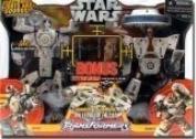 Star Wars Deluxe Transformer Millennium Falcon