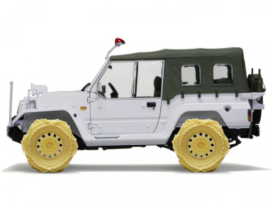 JGSDF 1/2t Truck Police vehicles [Limited Edition] (Plastic model)