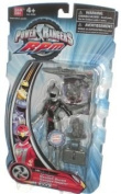 silver rpm power rangers 13cm action figures