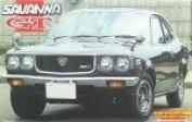 Fujimi ID-119 Mazda Savanna GT 1/24 Scale Kit