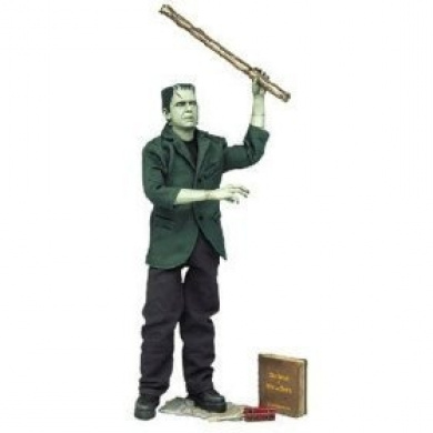 Universal Studios Monsters 30cm Frankenstein Meets The Wolf Man