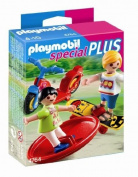Playmobil 4764 2 Children with toys