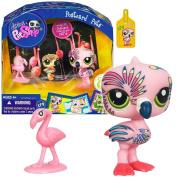 Littlest Pet Shop - 94716 - Postcard Pets - Flamingo #1438