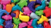 The Beadery 120ml Bag of Marelife Beads, Circus Multi Colours