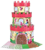 The Orb Factory Sticky Mosaic Princess Palace Treasure Box