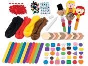 Craft Stick Puppets