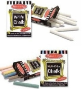 Melissa & Doug Chalk Bundle