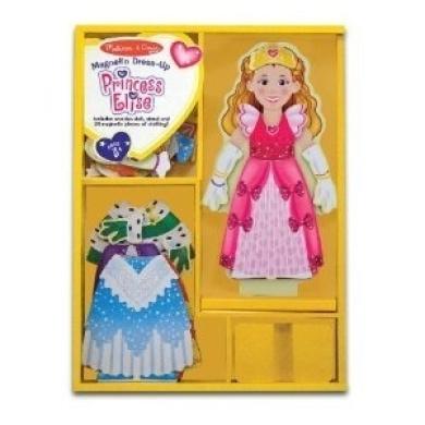Melissa & Doug Princess Elise Magnetic Dress-up