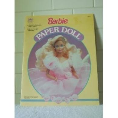 Barbie Paper Doll (1991) - 1502-2