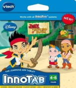 Works With All Vtech Innotab Systems - VTech InnoTab Software - Jake and the Never Land Pirates