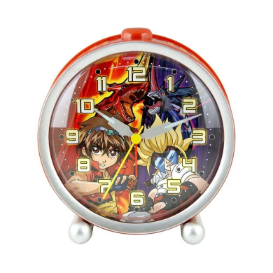 Bakugan Cartoon Network Alarm Clock New In Sealed Package
