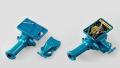 Takara Tomy (Japan) Beyblade WBBA Limited Edition Green Ver. BB-73 Segment Launcher Grip & Bey Launcher Set