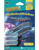 Teacher Created Resources Space Voyage Interactive Board Game CD