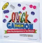 Amerigames North America Quickgammon Backgammon Board Game